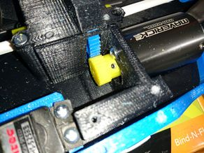 Stronger Spur_Gear_23T for OpenRC Truggy
