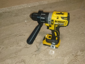 DeWalt DCD 796 Drill Handle