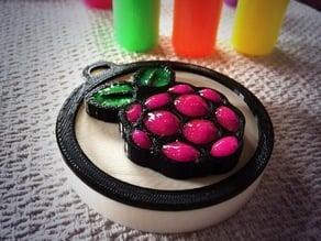 Raspberry Pi Bake-Off Medallion