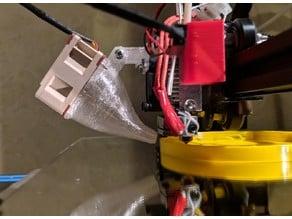 NF TC-02 / NF TC-01/ DSWAY  Nozzle Cooling fan 40mm