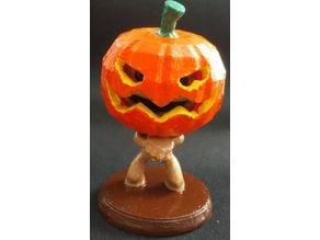 LittleBigPlanet Sackboy - Pumpkin Hat