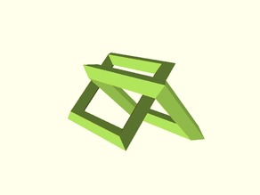 Interlocking Squares