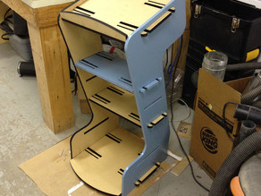 Podium/standing desk