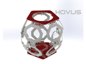 Hovus - Articulated Sarrus Linkage mechanism