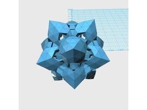 Convex Geodesic 6V Sphere Pattern_0_1_15_16_27_28