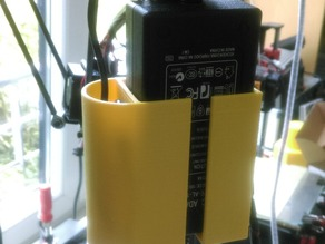 micromake delta power supply holder