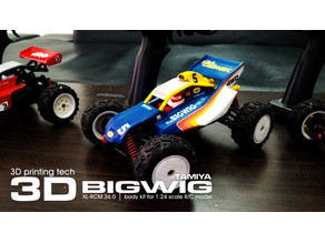 TAMIYA BIGWIG 1:24 scale kit for SUBOTECH