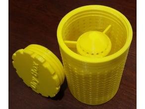 Desiccant Box (DryBox)