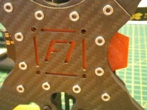 Armattan F1 F1FC Standoff Plate