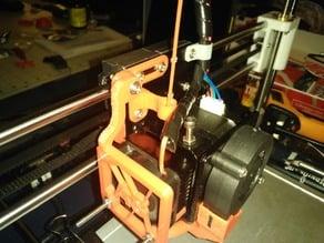 Anet A8 Filament Guide
