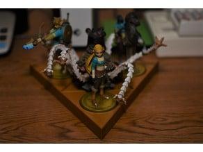 Legend of Zelda (BOTW) Amiibo Holder