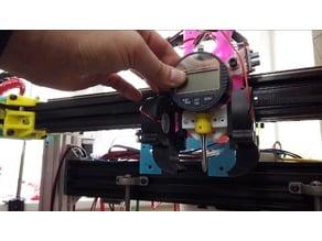 Micrometer adaptor for E3Dv6