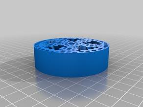My Customized Herringbone Planetary Gear/Bearing (Optional HoneyComb) ()