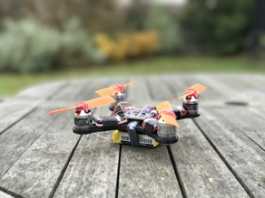 140 Sized Quadcopter - By 3DEX