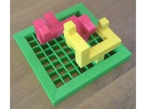 Dimensor board game