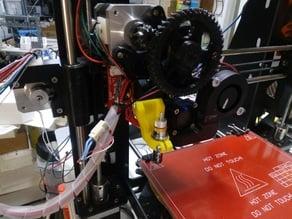 Vinyl Cutter Adaptor for Prusa I3
