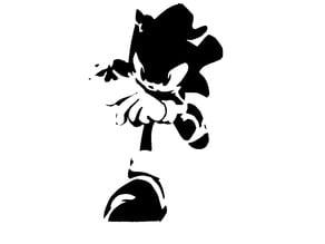 Sonic stencil