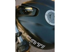 Ducati Keychain