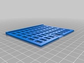 My Customized Modular Building 5x10 frnt