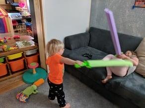 Noodle Sword!