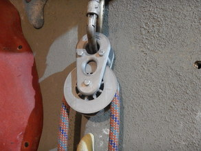exercise instrument - The Pulley