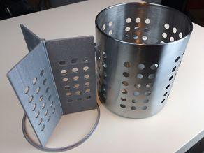 Divider for Ikea ORDNING utensils holder