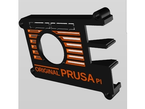 Prusa MMU Raspberry Pi Case with/without fan hole