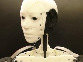 Head for Robot InMoov