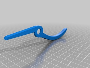 3D Printed Pair of Pliers