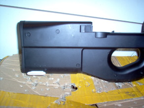 Airsoft P90 Sling Adapter