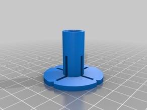 Drillguide for 10mm drill 40mm plate