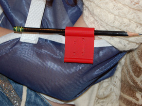 Dixon Ticonderoga Pencil Clip