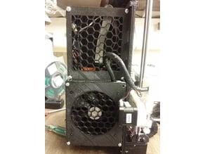 (Anet A8) 3D Printer MEGA Electronics Enclosure