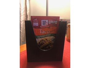 Seasoning Packet Holder