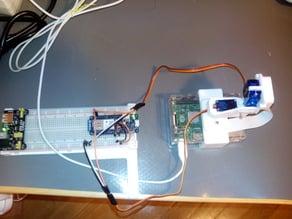 Raspberry Pi Camera Tilt Mount