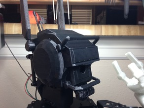 HR-OS1 Chappie Head with Camera