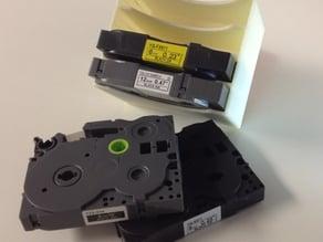 Label Maker Cassette Holder for Brother TZe Tapes