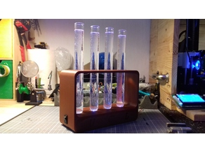 The UCL - Ultimate Chemical Light - Desk decoration