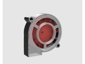Radial Fan with Diy 24.4mm Dc Motor