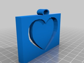 Hart to hang. stl3dmodels.com