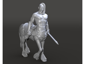 Centaur from D&D Essentials Kit