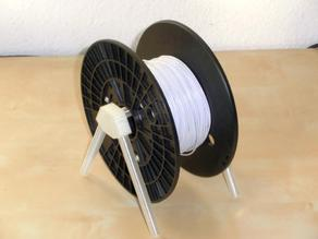 Simple spool holder