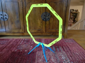Stands and mounts for Biltema Tiny Whoop gates