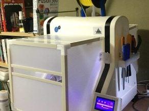 Robo3D enclosure with cheap board