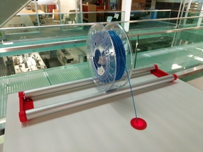Multi Filament Spool Roller