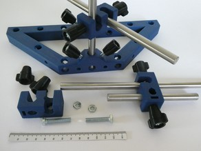 Laboratory equipment for teaching STEM in schools PART 7 -  alternative clamps