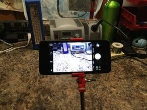 iPod Camera Holder