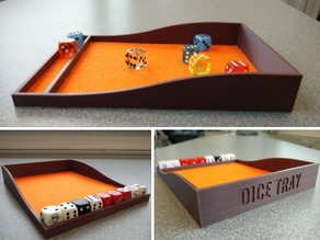 Dice Tray - 16 mm