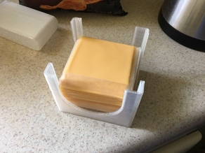 Sliced Cheese Confinement