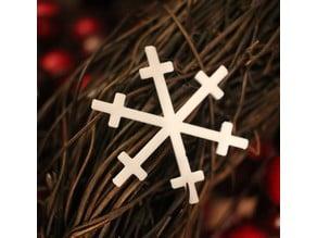BlocksCAD Snowflake Activity & Challenge